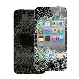 iPhone 4 Front and Back Glass Repair