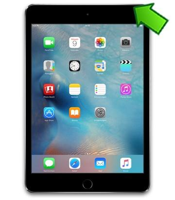 iPad Mini 4 Power Button Repair