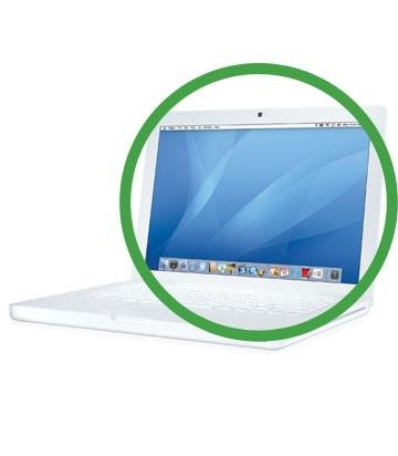 "13"" Macbook A1181 LCD White Housing Assembly"