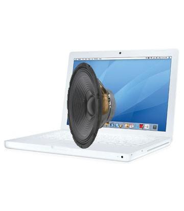 "13"" Macbook A1342 Loudspeaker Repair"