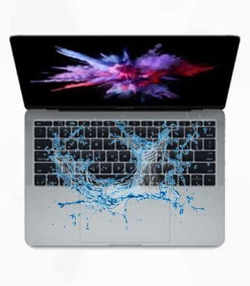 "13"" MacBook Pro A1708 Water Damage Repair"