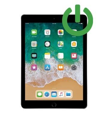 9.7-inch iPad 2018 Power Button Repair