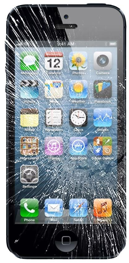 iPhone 5 Glass Screen Repair Service