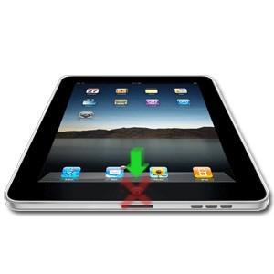 iPad 2 Home Button Repair Service