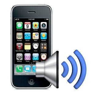 iPhone 3Gs Loud Speaker Repair