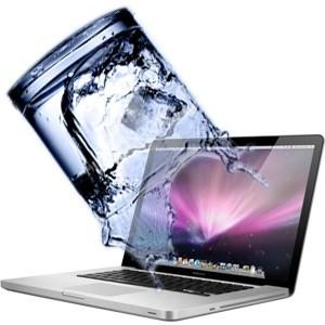 "13"" Macbook Pro Unibody Water Damage Repair Service"