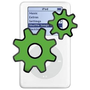 iPod Classic 4th Gen Diagnostics
