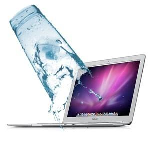 "13"" Macbook Air Water Damage Repair Service"