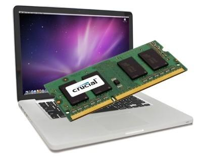 Four Gigabyte (4gb) MacBook & MacBook Pro Memory Upgrade Service
