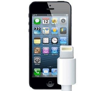 iPhone 5 Lightning Port Dock Connector Repair Service