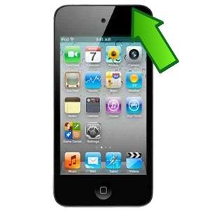 iPod Touch 4th Generation Power Button Repair Service