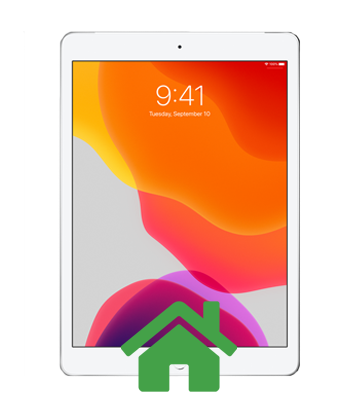 10.2-inch iPad (2019) Home Button Repair