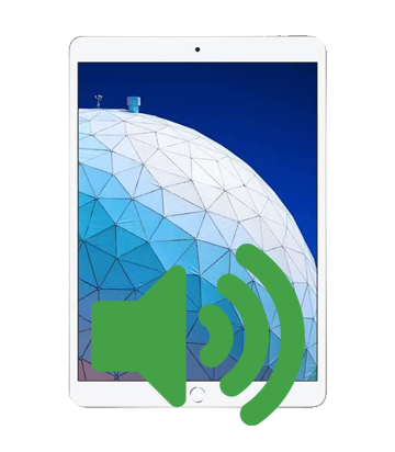 iPad Air (2019) Loud Speaker Repair