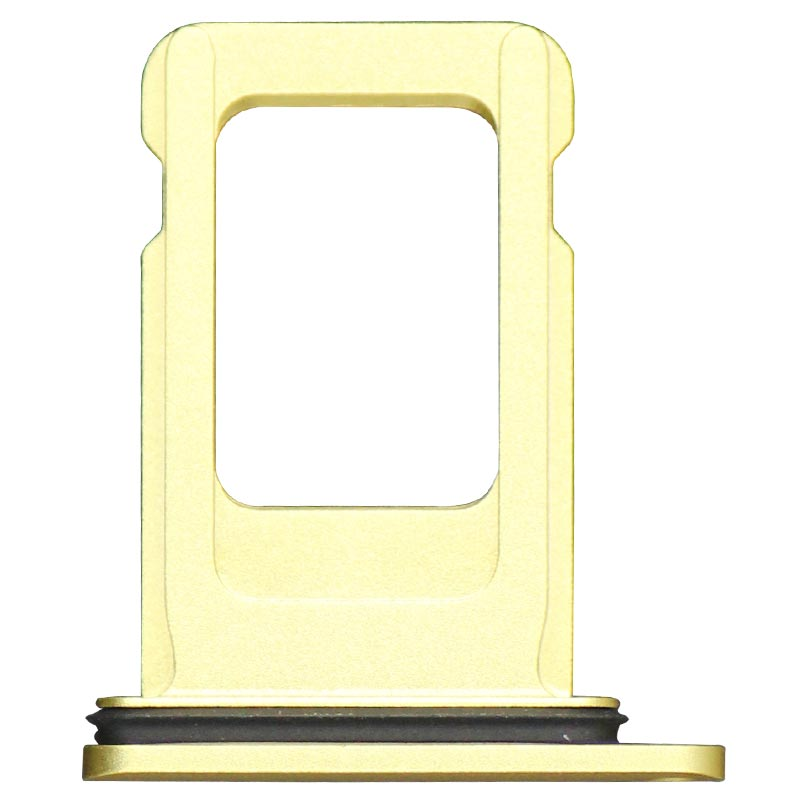 Sim Card Tray for iPhone 11 (Yellow)