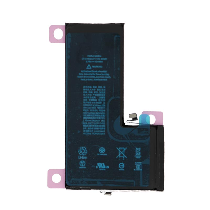 Battery Pulltab with Adhesive for iPhone 11 Pro Max (Pre-Installed)