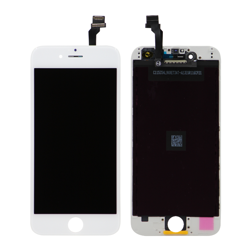 FX5 - Aftermarket LCD Screen and Digitizer Assembly for iPhone 6 (White)