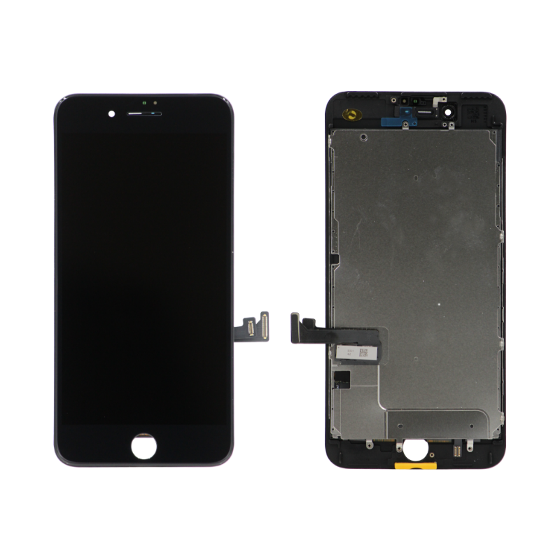 FX5 Incell - Aftermarket LCD Screen and Digitizer Assembly for iPhone 7 Plus (Black)