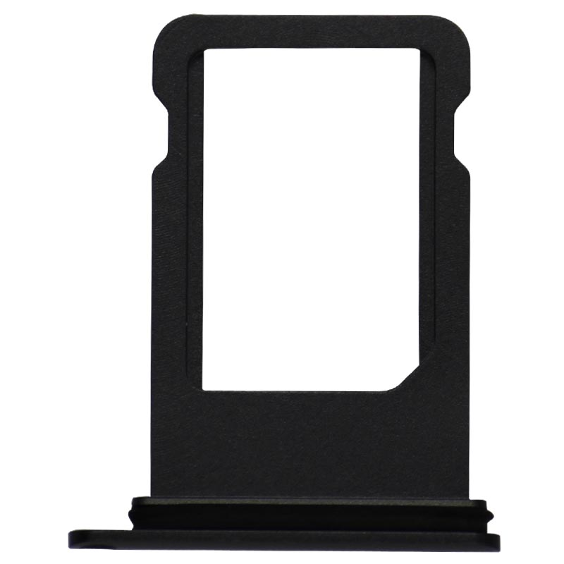 Sim Card Tray for iPhone 8 (Black)
