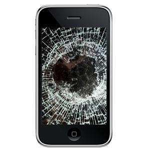iPhone 3Gs Glass and LCD repair