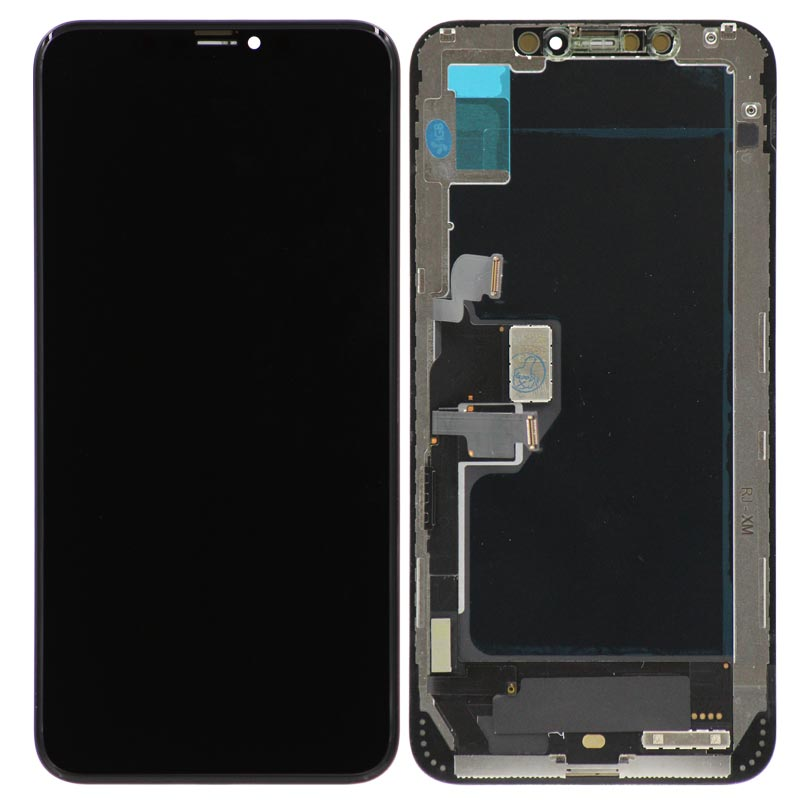 Incell - Aftermarket LCD Screen Assembly for iPhone XS Max (Black)