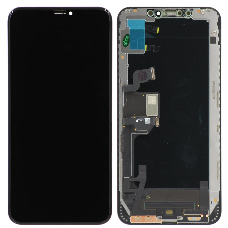 Premium FOG - OLED Screen Assembly for iPhone XS Max (Black)