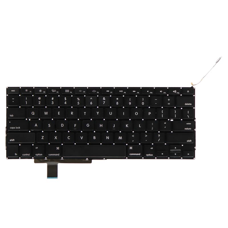 "Replacement Keyboard with Back Light for MacBook Pro 17"" (2009-11)(A1297)"