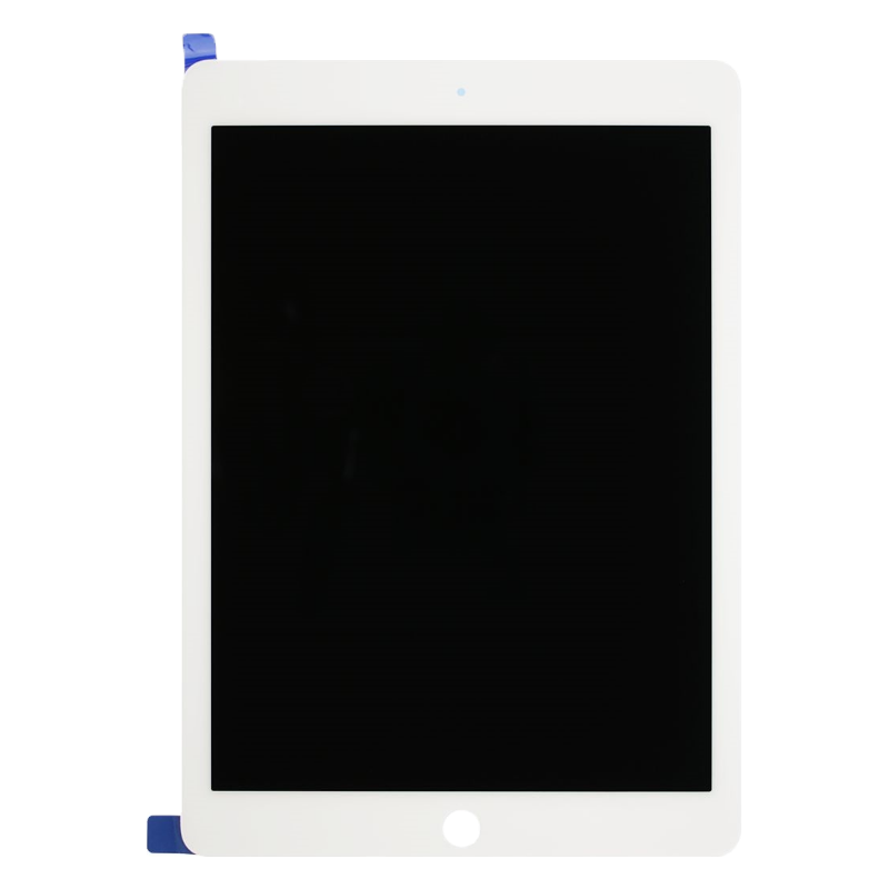 Premium Refurbished - Glass and Digitizer Full LCD Assembly for iPad Pro 9.7 (White)