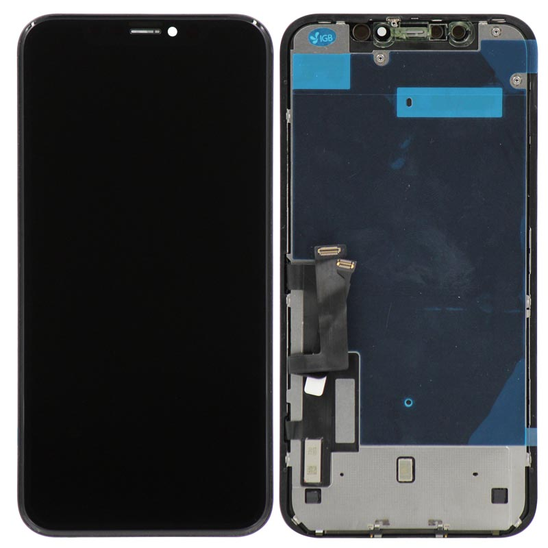 FX5 - OEM LCD Screen Assembly for iPhone XR (Black)