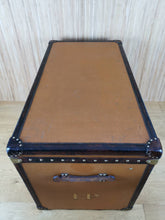 Load image into Gallery viewer, Louis Vuitton Vuittonite canvas courier trunk