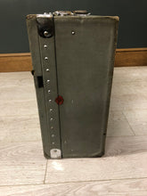 Load image into Gallery viewer, Unique Louis Vuitton Antique Grey Trunk