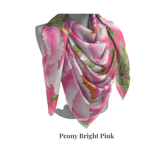Peony Collection - Bright Pink
