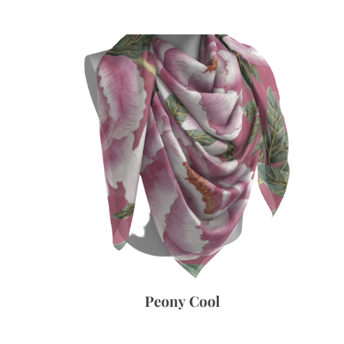 Peony Collection - Mulberry