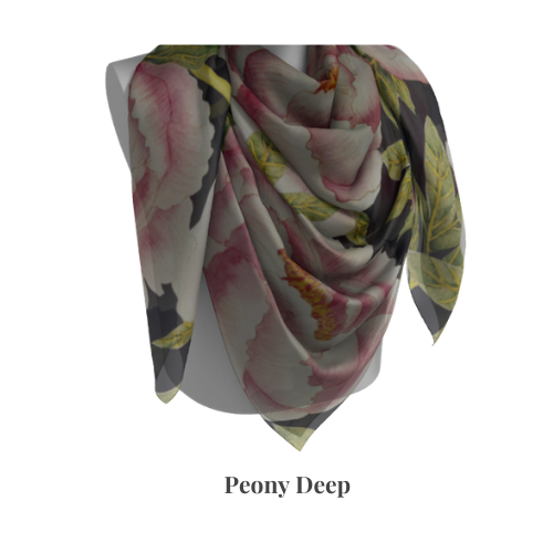 Peony Collection - Deep Tones