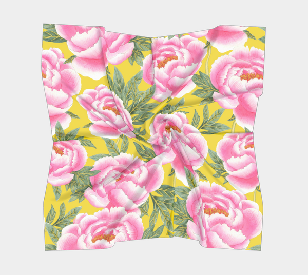 Peony Collection - Yellow