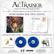 Load image into Gallery viewer, Actraiser | 2XLP Original Soundtrack and Symphonic Suite