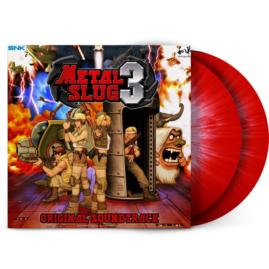 Metal Slug 3 | 2XLP Original Soundtrack