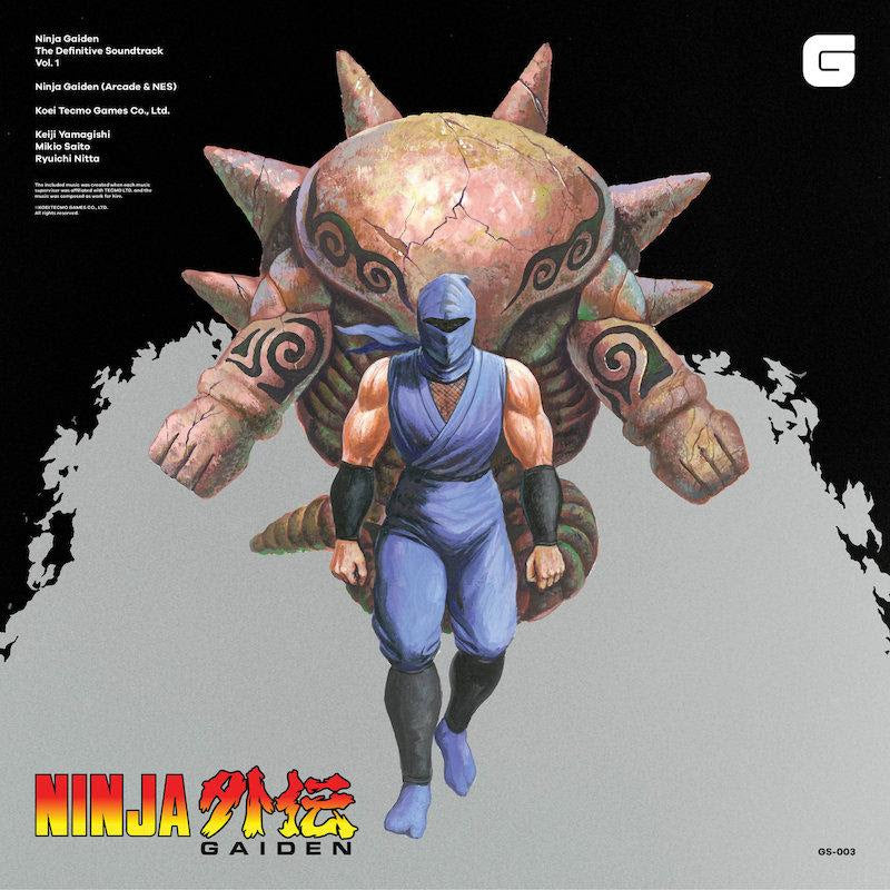 Ninja Gaiden: The Definitive Soundtrack Volume 1