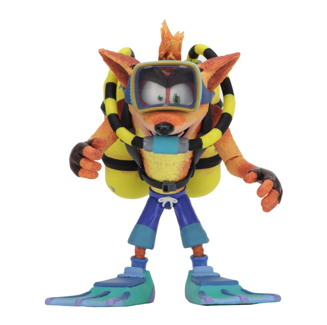 Crash Bandicoot: Scuba Crash