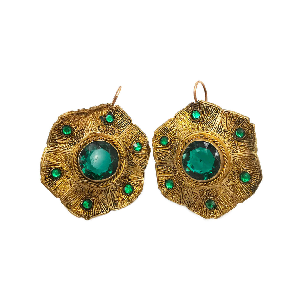 Earrings 1910/1920 - Bona Tondinelli Bijoux