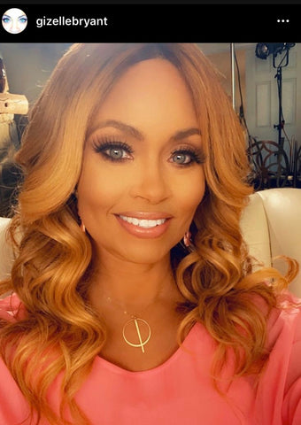 Gizelle Bryant Of Real Housewives Of Potomac