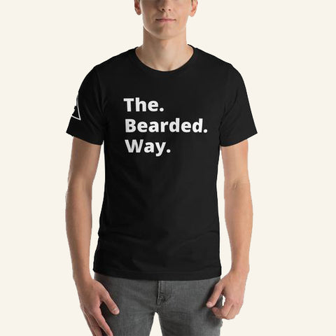 The Bearded Way T-Shirt