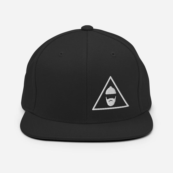 Snapback Hat with Logo