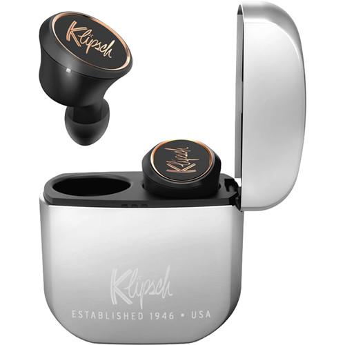Klipsch Audífono Bluetooth T5 True Wireless - Silver