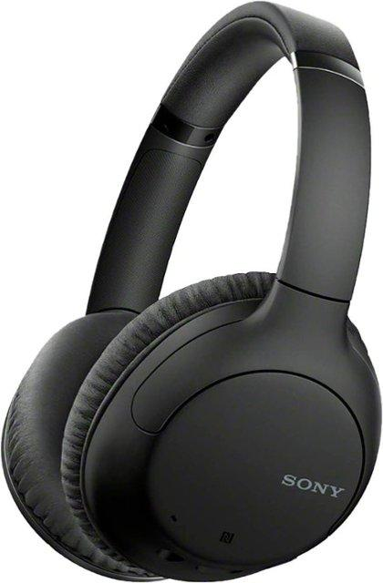Sony Audífono Bluetooth wireless noise cancelling WHCH710N - Negro