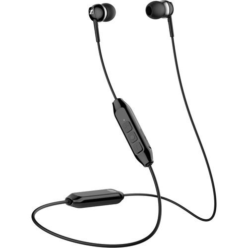 Sennheiser Audífono Bluetooth In Ear CX350 -  Negro - PrimeAudio