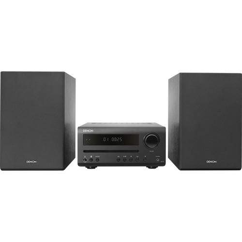 Denon DT-1 Mini sistema HiFi - CD - Bluetooth - PrimeAudio