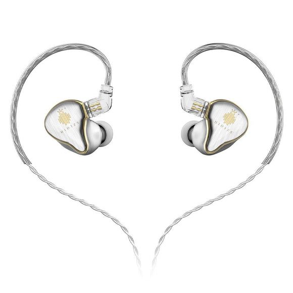Hidizs MS4 - IEM - Audífono Hi-Res - Monitor | Triple Balanced Armature Drivers - PrimeAudio