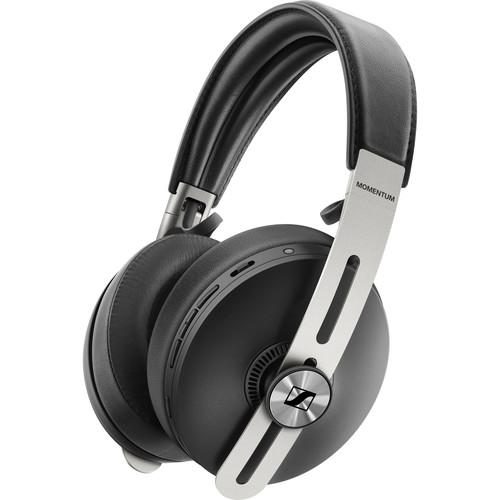 Sennheiser Audífono Over Ear Momentum 3 Bluetooth Noise Cancelling - Negro - PrimeAudio