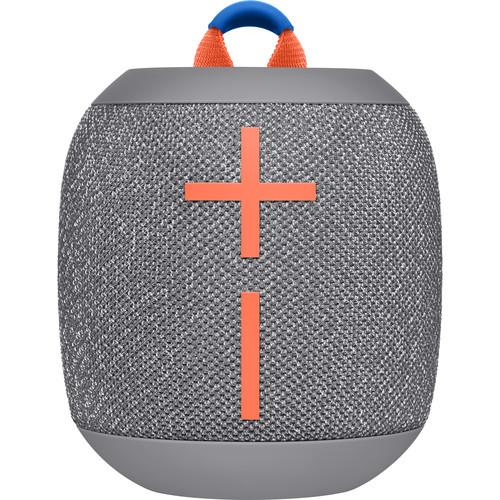 Ultimate Ears Parlante bluetooth WonderBoom 2 sonido 360 - Ice Gray - PrimeAudio