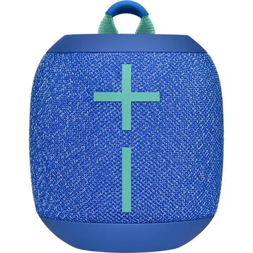 Ultimate Ears Parlante bluetooth WonderBoom 2 sonido 360 - Azul - PrimeAudio